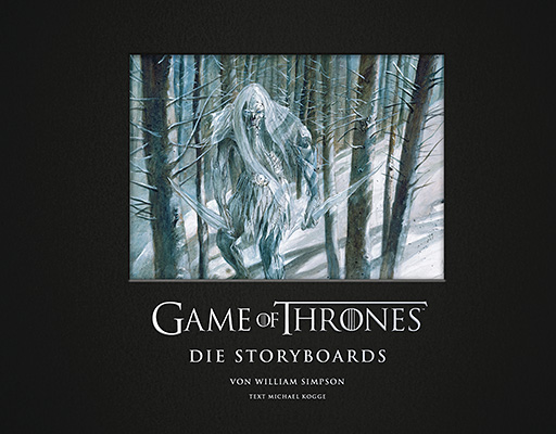 Cover Game of Thrones – Die Storyboards