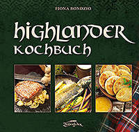 Cover Highlander-Kochbuch